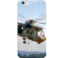 Sea King Helicopter iPhone Case/Skin