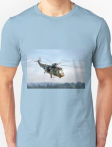 Sea King Helicopter T-Shirt