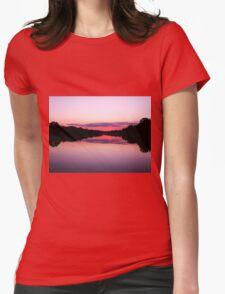 Rorschach Inkblot  Womens Fitted T-Shirt