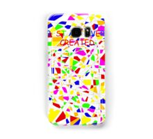 Elementary/Primary school paint professional Samsung Galaxy Case/Skin