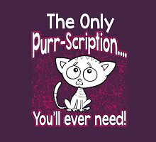 purr purr Womens Fitted T-Shirt