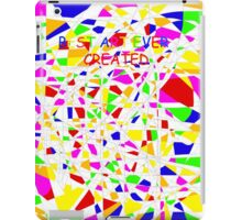 Elementary/Primary school paint professional iPad Case/Skin