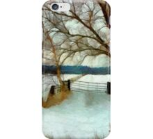 The gate'... iPhone Case/Skin