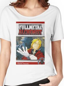 Fullmetal Alchemist Women's Relaxed Fit T-Shirt