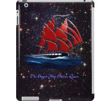 The Clipper Ship Indian Queen iPad/iPhone/iPod/Samsung cases iPad Case/Skin