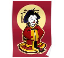 Little Geisha Poster