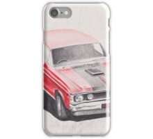 XY GT Phase 3 Falcon by Glens Graphix iPhone Case/Skin