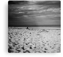 Sand and sky Metal Print