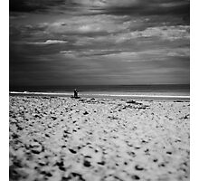 Sand and sky Photographic Print