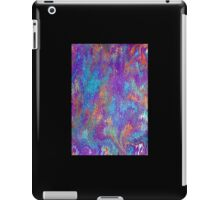 Marbled paper 6 iPad Case/Skin