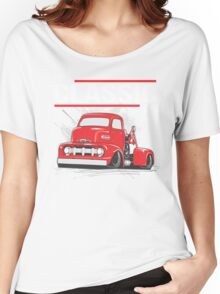 FORD CLASSIC F5 WRECKER Women's Relaxed Fit T-Shirt