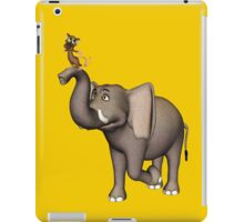 Top of the World  iPad Case/Skin
