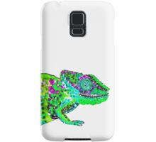 Psychedelic chameleons Samsung Galaxy Case/Skin