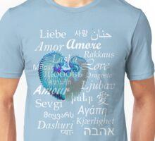 INTERNATIONAL LOVE Unisex T-Shirt