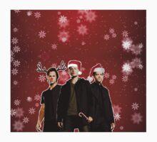 A Supernatural Christmas Kids Tee