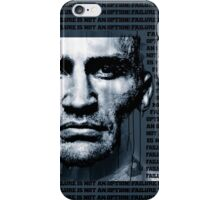 FAILURE IS NOT AN OPTION! iPhone Case/Skin