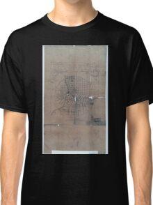 Civil War Maps 0063 Atlanta Classic T-Shirt