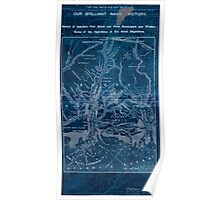 Civil War Maps 1908 War maps and diagrams 02 Inverted Poster