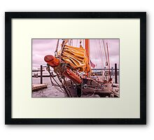 In From Newport Framed Print