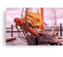 In From Newport Canvas Print
