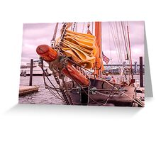 In From Newport Greeting Card