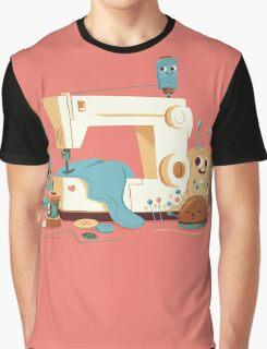 SEWING MACHINE Graphic T-Shirt