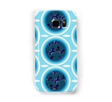 Maculinea arion Circles Samsung Galaxy Case/Skin