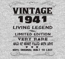 VINTAGE 1941 by Bma1970
