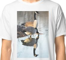Reflective Geese Classic T-Shirt