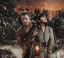 OUAT Holidays 2015 - The Charmings by Zsazsa R