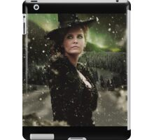 OUAT Holidays 2015 - The Wicked Witch iPad Case/Skin