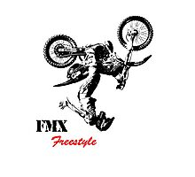 FMX Freestyle Photographic Print