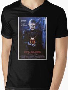 Movie Poster Merchandise Mens V-Neck T-Shirt