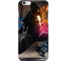 Artist man iPhone Case/Skin