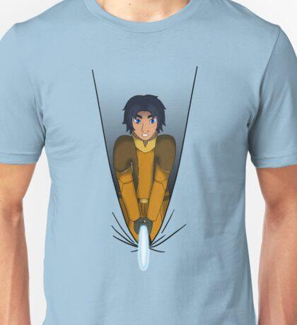 Pardon me, cutting through... Unisex T-Shirt