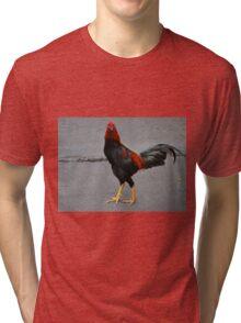 chicken Tri-blend T-Shirt
