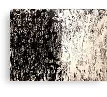 Abstract Jackson Pollock Painting Original Art Titled: Galvanize Metal Print