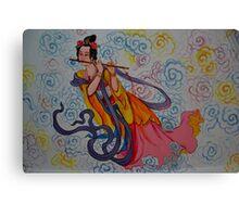 flute Canvas Print