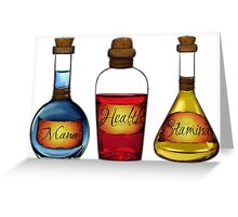 Potions #2 Greeting Card