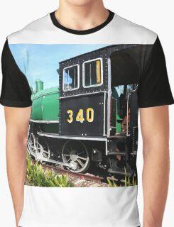 steam train Graphic T-Shirt