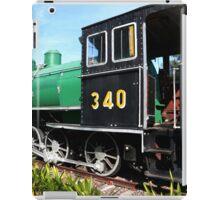 steam train iPad Case/Skin