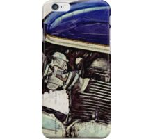 Triumph Bonneville SE 2009 iPhone Case/Skin