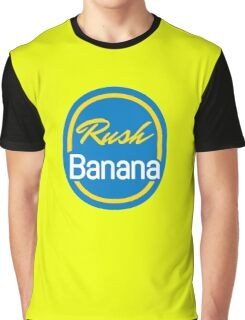 Chiquita Rush Banana Graphic T-Shirt