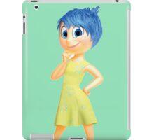 Joy Inside Out 4 iPad Case/Skin