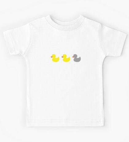 Duck, duck, gray duck! Kids Tee