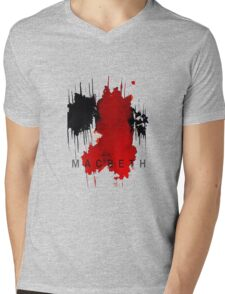 Macbeth the movie Mens V-Neck T-Shirt