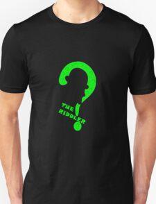Riddler question mark alternative T-Shirt