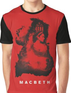 Macbeth Story Graphic T-Shirt