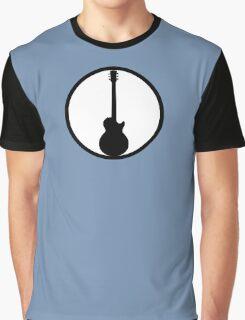 Les Paul Guitar Ring Graphic T-Shirt