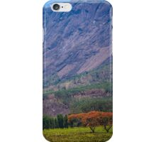 Mulanje Mountain iPhone Case/Skin